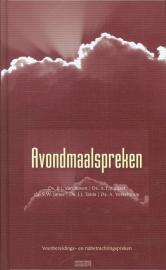 Boven, Ds. B.J. van (e.a.)-Avondmaalspreken (nieuw)