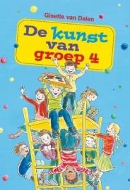 Dalen, Gisette van-De kunst van groep 4 (nieuw)