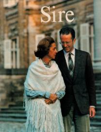 Daele, Henri van-Sire, een jaar uit het leven van de Belgische koninklijke familie