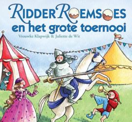 Klapwijk, Vrouwke & Wit, Juliette de-Ridder Roemsoes en het grote toernooi (nieuw)
