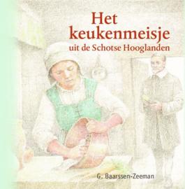 Baarssen-Zeeman, G.-Het keukenmeisje (nieuw)