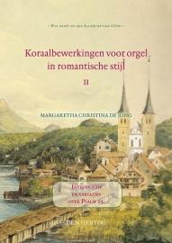 NIEUW: Jong, Margreeth Chr. de-Introductie en variaties over Psalm 25