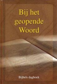 Boven, Ds. B.J. van (e.a.)-Dagboek Bij het geopende Woord 2012