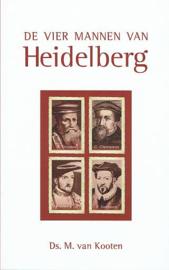 Kooten, Ds. M. van-De vier mannen van Heidelberg (nieuw)