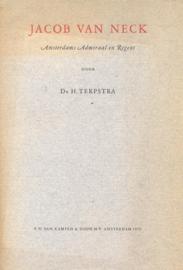Terpstra, Dr. H.-Jacob van Neck, Amsterdams Admiraal en Regent