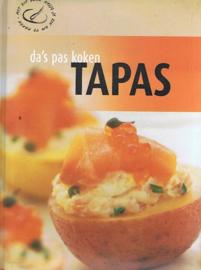 Da's pas koken-Tapas