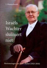 Mastenbroek, J.-Israels Wachter sluimert niet (nieuw)