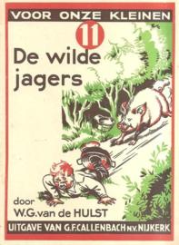 Hulst, W.G. van de-De wilde jagers