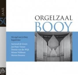 Teeuw, Jan Peter (e.a)-50 jaar Orgelzaal Booy
