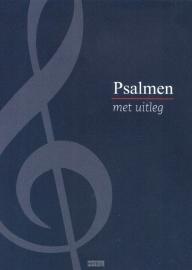 Psalmen met uitleg-Blauwe uitgave (nieuw)