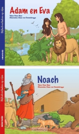 Boer, Peter en Oostenbrugge, Daan van-Adam en Eva-Noach (nieuw)