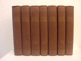Diferee, Dr. H.C.-De volledige werken van Joost van den Vondel