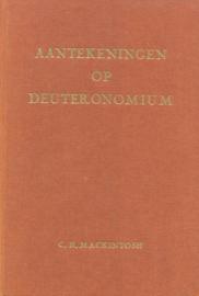 Mackintosh, C.H.-Aantekeningen op Deuteronomium
