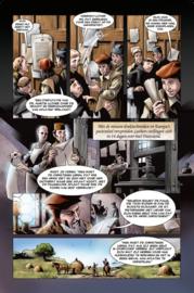 Melheim, Richard-Luther; de Graphic Novel (nieuw, licht beschadigd)
