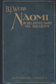 Webb, B.J.-Naomi of De laatste dagen van Jeruzalem