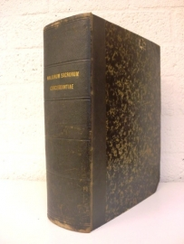 Dutripon, F.P.-Vulgatae Editionis Bibliorum Sacrorum Concordantieae