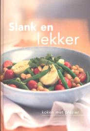 Lombaart, Anja de (vert.)-Slank en lekker