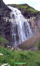 Kruisman, Hans-Foute boel (nieuw)