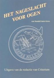 Dikkenberg, W. van den en Garde, R.A. van der (samenstelling)-Het nageslacht voor ogen (nieuw)