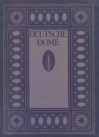 Pinder, Wilhelm-Deutsche Dome des Mittelalters