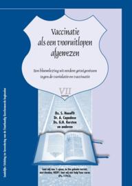 Capadose, Abraham (e.a.)-Vaccinatie als een vooruitlopen afgewezen (nieuw)