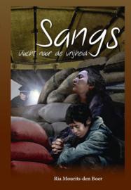 Mourits-den Boer, Ria-Sangs vlucht naar de vrijheid (nieuw)