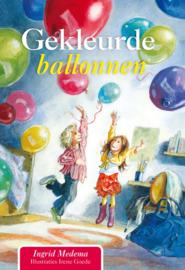 Medema, Ingrid-Gekleurde ballonnen (nieuw)