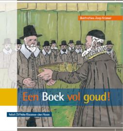 Klaasse den Haan, Ditteke-Een Boek vol goud! (nieuw)