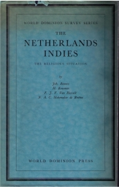 Rauws, Joh. (e.a.)-The Netherlands Indies