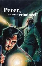 Klijn, Jan W.-Pieter, waarom crimineel?