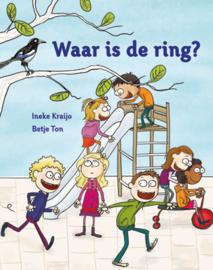 Kraijo, Ineke en Ton, Betje-Waar is de ring? (nieuw)