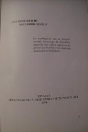 Eggebeen, A.-Niet door kracht, noch door geweld-Ger. Gem. Poortvliet