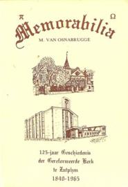 Osnabrugge, M. van-Memorabilia