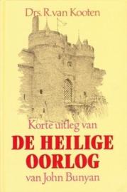 Kooten, Ds. R. van-Korte uitleg van de Heilige Oorlog van John Bunyan