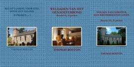 Boston, Thomas-Complete set preken (62 preken, deel 1, 2 en 3) (nieuw)