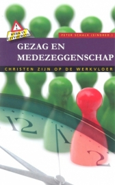 Schalk, Peter (eindred.)-Gezag en medezeggenschap