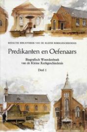 Bel, A. (e.a.)-Predikanten en oefenaars (deel 1)