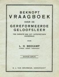 Beekamp, Ds. L.H.-Beknopt vraagboek over de Gereformeerde Geloofsleer