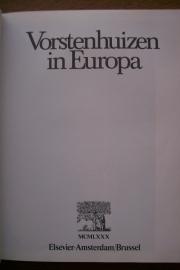 Herenius-Kamstra, Ans-Vorstenhuizen in Europa