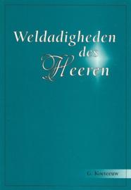 Koeteeuw, G.-Weldadigheden des Heeren (nieuw)