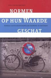 Graaf, Dr. Ir. J. van der (red.)-Normen op hun waarde geschat