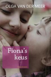 Meer, Olga van der-Fiona's keus (nieuw)