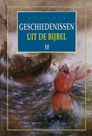 Wijk, B.J. van-Geschiedenissen uit de Bijbel (12 delen) (nieuw)