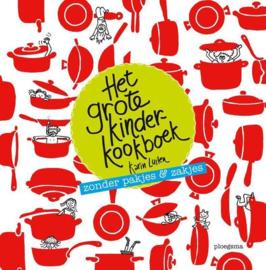 Luiten, Karin-Het grote kinderkookboek (nieuw)