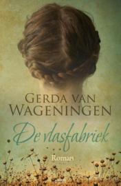 Wageningen, Gerda van-De vlasfabriek