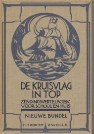 De Kruisvlag in top-Zendingsvertelboek voor school en huisgezin
