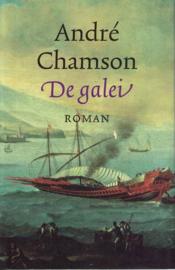 Chamson, Andre-De galei (nieuw)