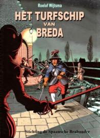 Wijtsma, Roelof-Het turfschip van Breda (nieuw)
