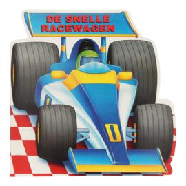 Barnes, Kay-De snelle racewagen (nieuw)