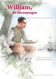 Ledden Vis, Sarie van-William, de slavenjongen (nieuw)